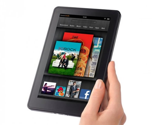 Tablet kindle-fire