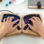 Teclado Model 01 de Keyboardio